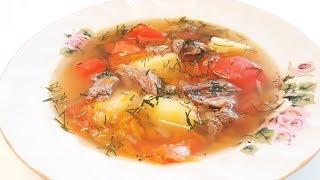 Суп Шурпа из говядины, рецепт классический. Как приготовить Шурпу
