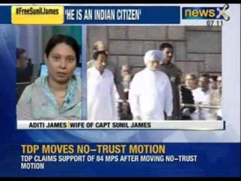 Efforts 'ON', for release of Indian Ship captain jailed in Togo - NewsX
