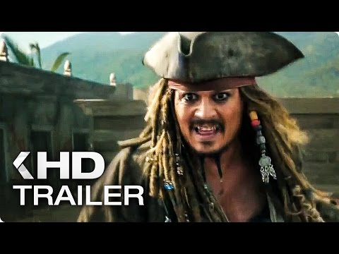 PIRATES OF THE CARIBBEAN: Dead Men Tell No Tales Trailer 4 (2017)