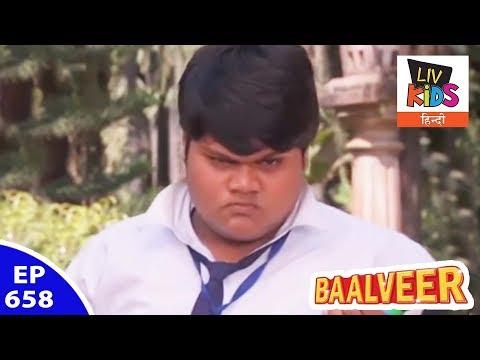 Baal Veer - बालवीर - Episode 658 - Manav Troubles The Kids