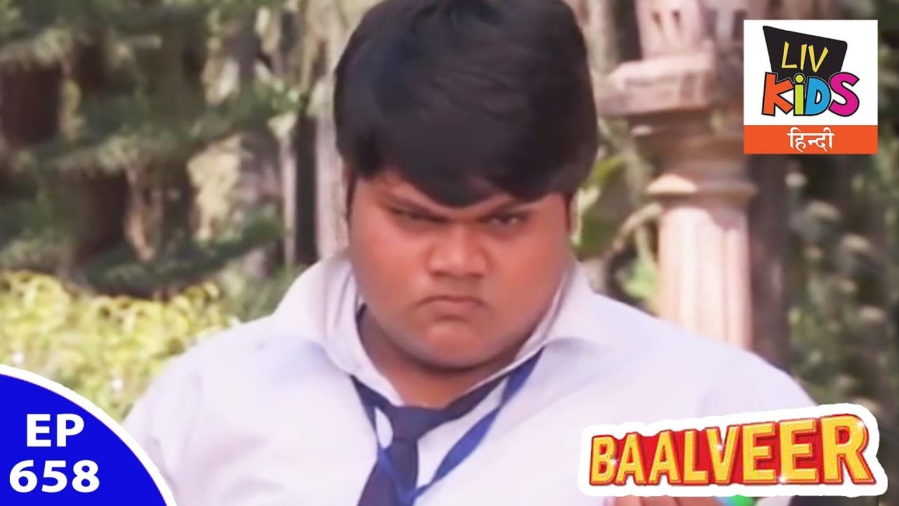 Baal Veer - बालवीर - Episode 658 - Manav Troubles The Kids