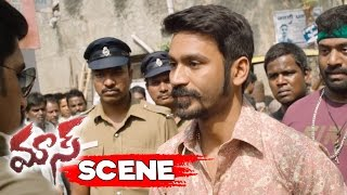 Vijay Yesudas Arrests Dhanush And Starts Smuggling - Maari Movie Scenes