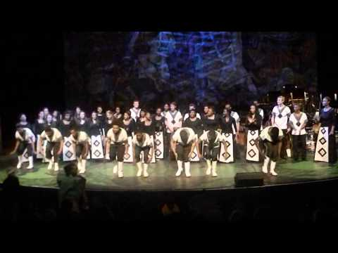 South African Youth Choir (Africa Day Celebratons) May 2013
