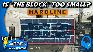 is the block too small battlefield hardline csn