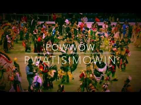 Cree Powwow Words