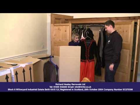 Richard Healey Removals Ltd