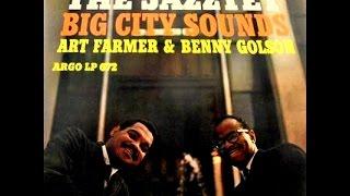 Art Farmer & Benny Golson - Con Alma