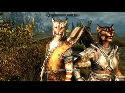 Sibi in Skyrim Ep 19: Redoran's, Treasure Hunt and A Letter from A Faendal