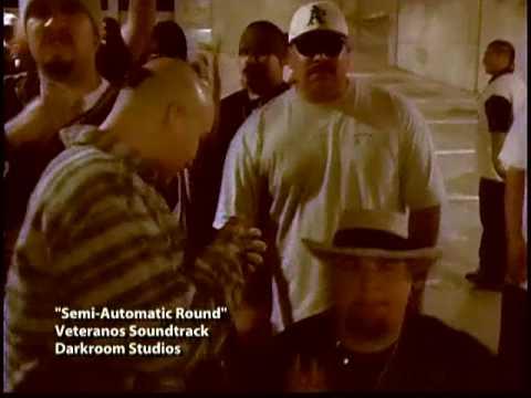 """Semi Automatic Round """"Veteranos"""" Soundtrack Darkroom Familia"""