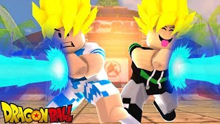 ROBLOX: DRAGON BALL-LEARN IL KAMEHAMEHA!!! (NUOVA SERIE)