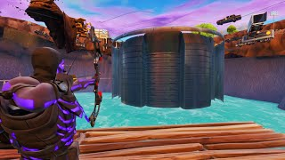 How to get under the map in public match (new) Fortnite glitches season 8