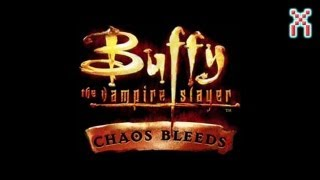 Buffy The Vampire Slayer Chaos Bleeds: Official Video Game Trailer (GameCube, PS2, Xbox & 360 Comp)