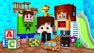 Minecraft : BRINQUEDOS NA CIDADE !! - Mundo Maluco #03