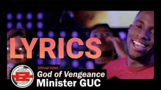 Minister GUC - God Oḟ Vengeance Lyrics