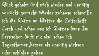 FARD - Ein Normaler Tag Lyrics.wmv