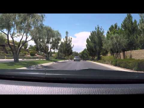 henderson nevada Anthem country club gated community
