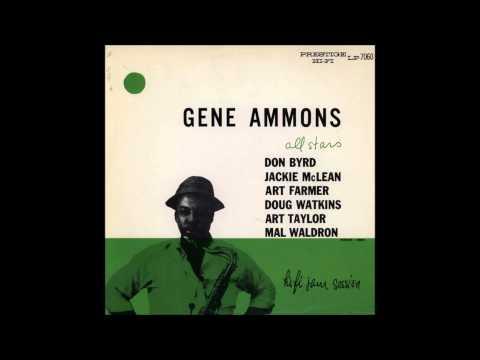 Gene Ammons  -  Jammin' With Gene
