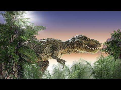 Epic Prehistoric Music - T-Rex Trouble