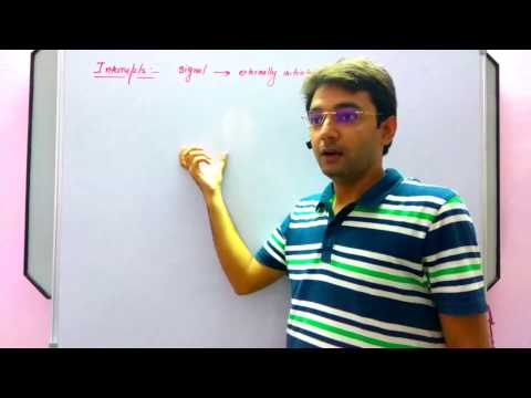 Microprocessor Lecture 6 | Interrupts in 8085 including Software & Hardware Interrupt
