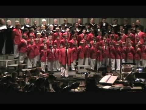 Philadelphia Boys Choir - Beauty & the Beast
