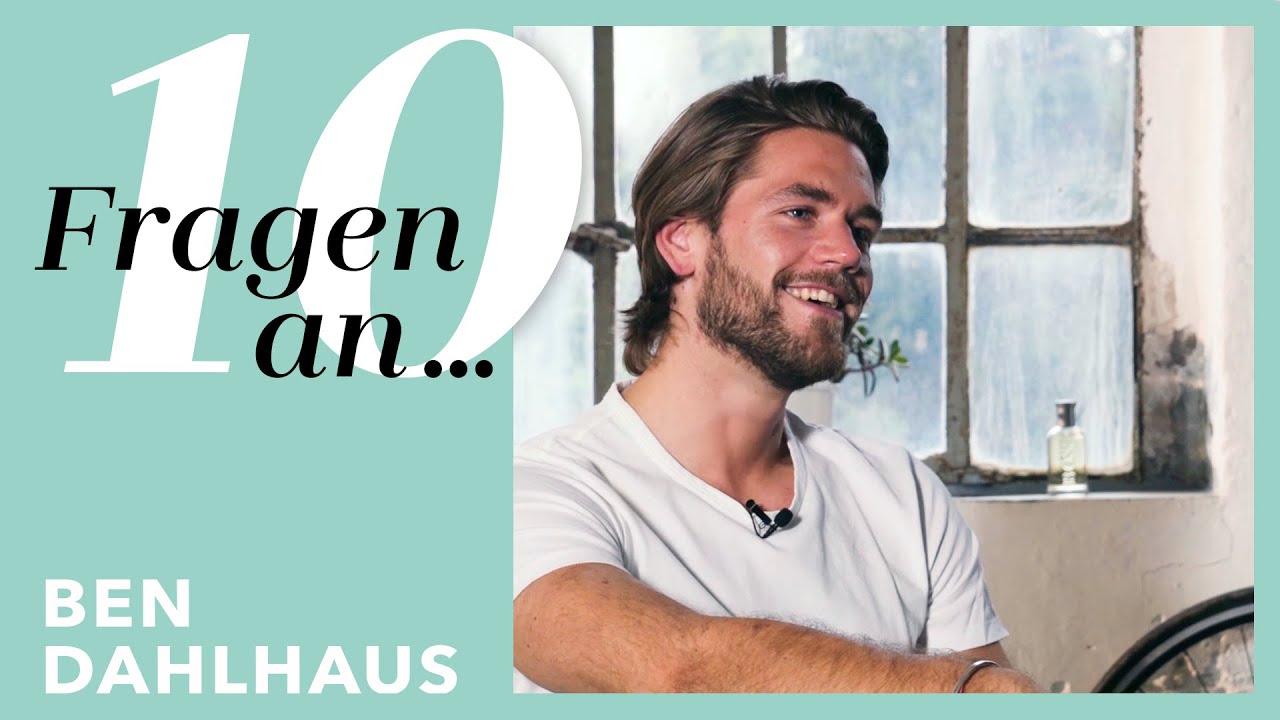 10 Fragen an... Ben Dahlhaus I Douglas Cosmetics