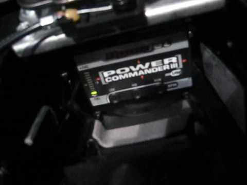 08 GSXR 600 with Power Commander and Yoshimura TRC (slip-on)-Part 2