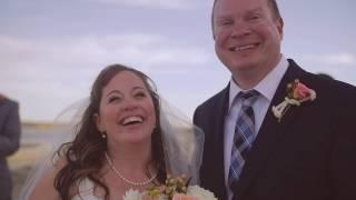 A Wedding Film   Tara and Nat on Cape Cod