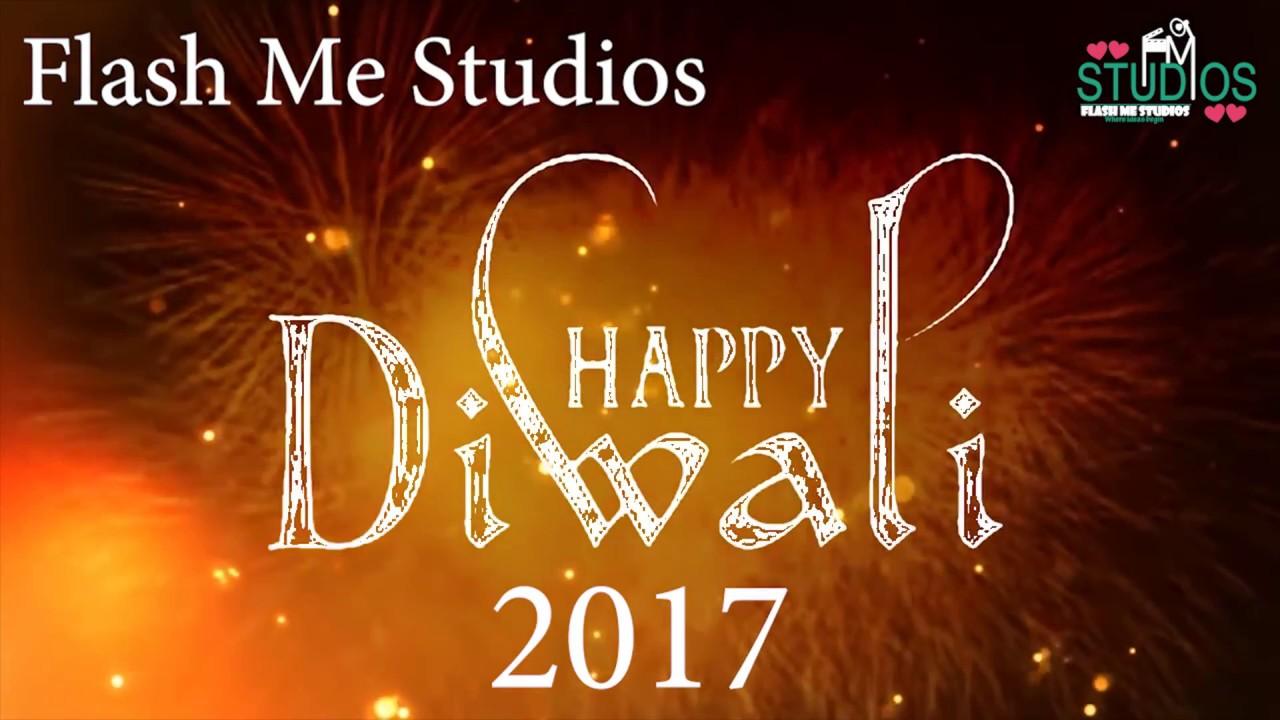 Diwali greetings 2017 flash me studios youtube diwali greetings 2017 flash me studios m4hsunfo