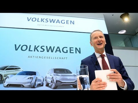 What are the aspirations of Volkswagen new CEO?