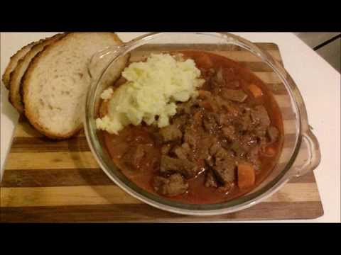 MEMORIES IF MACEDONIA ~ Macedonian Goulash