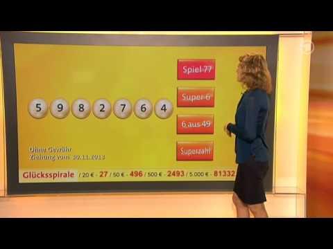 lottozahlen 30.11
