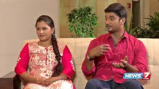 Mental health counselor and trainer Vignesh at Varaverpparai | News7 Tamil