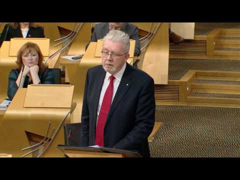 UK Supreme Court Judgement on Triggering of Article 50 - Scottish Parliament: 25th January 2017