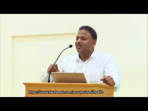 Tirupur Paleo Diet Meet with Neander Selvan - Part 3