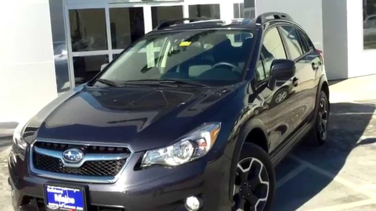 Used 2017 Subaru Crosstrek Xv Limited Saco Maine Portland Me Patriot Pape Berlin City