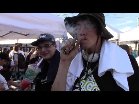 2nd US High Times Cannabis Cup, Seattle 2013 #CRTV420