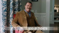 AAG - Tom Selleck - Home Equity Chair - Reverse Mortgage Loan Commercial