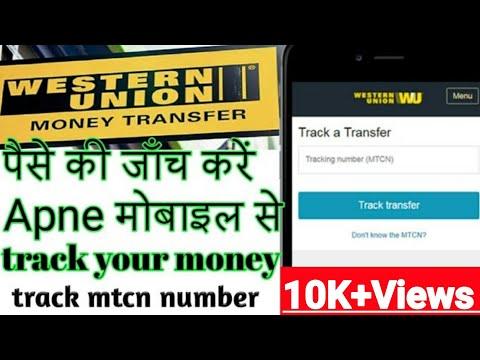 Track Western Union Many Transfer