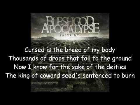 Fleshgod Apocalypse Kingborn With Lyrics HD