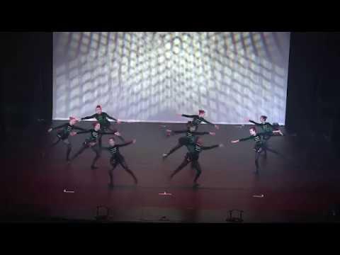 Reach Student Dance Co | Intermediate Jazz Group - Behind The Curtain