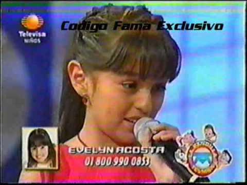 Evelyn Acosta - Bandido - Código FAMA 3 (2do Musical)