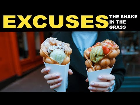 The Problem With Your Excuses & Rationalizations