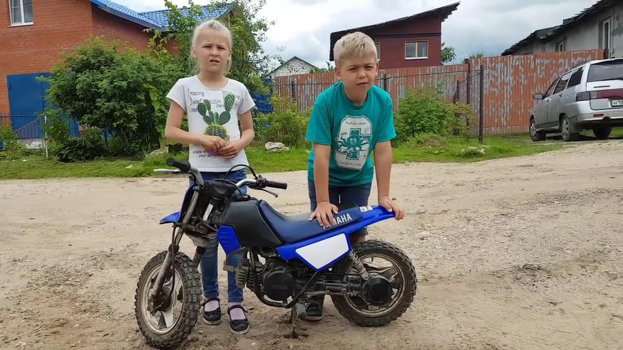 Как сделать детский мотоцикл фото 233
