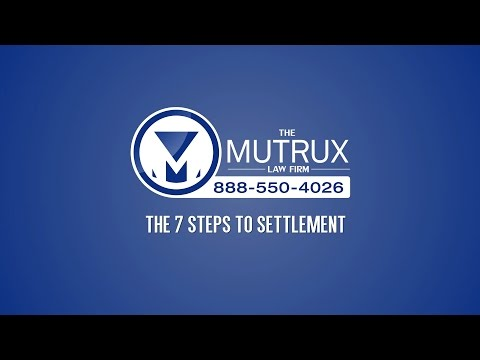 The 7 Steps to Settlement