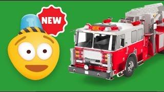Fire Brigade | Fire Truck Repair for Kids | Educational Videos for Children