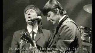 The Beatles Revival Live Do You Want To Know A Secret