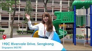 New BlueSG stations at Sengkang & Sembawang