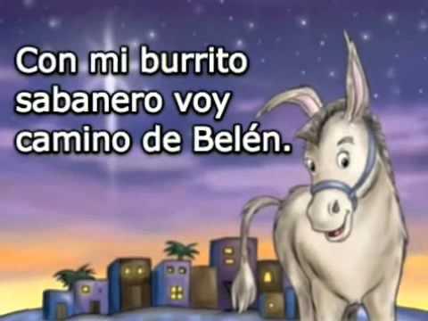 Mi Burrito Sabanero De Juanes