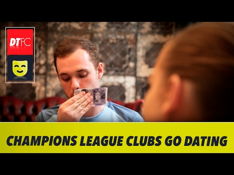 When Champions League clubs go dating 😂