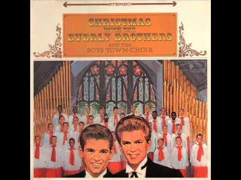 Everly Brothers - Away In A Manger
